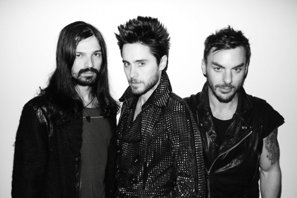 30 Seconds to Mars фото