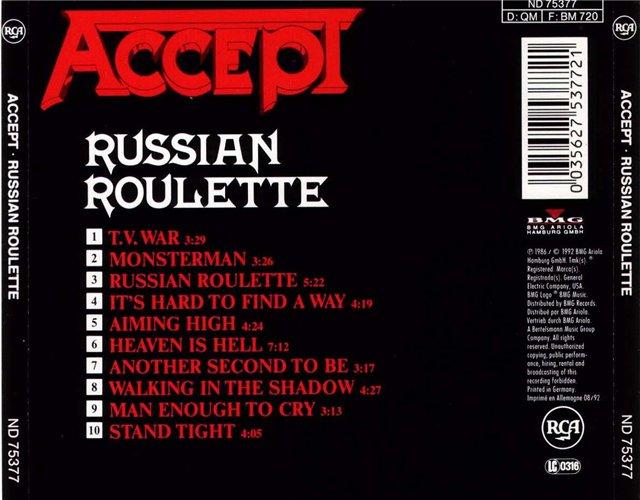 Ацепт-русская рулетка в каких городах разрешено казино