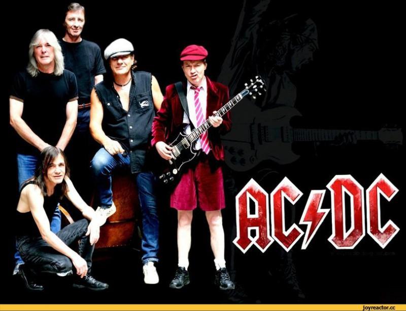 хард рок группы