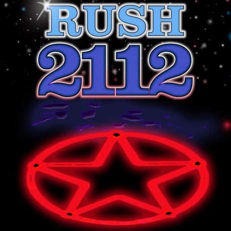 Rush 2112 обложка