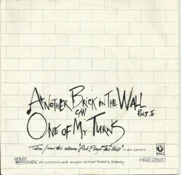Песня Pink Floyd - Another Brick in the Wall